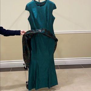 John Paul Ataker Evening Gown